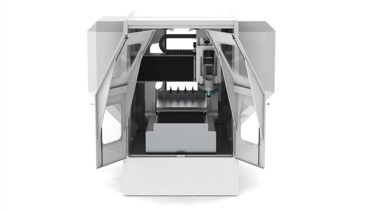 FlexiCAM Viper 606 Enclosure (HD)